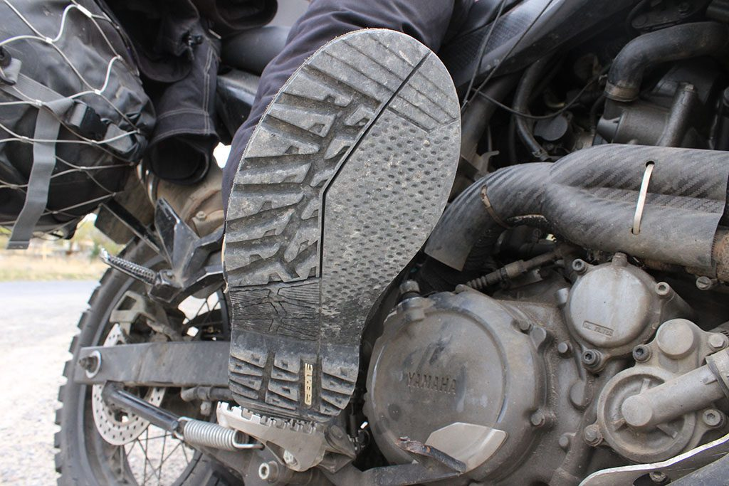 Gaerne motorcycle boots review