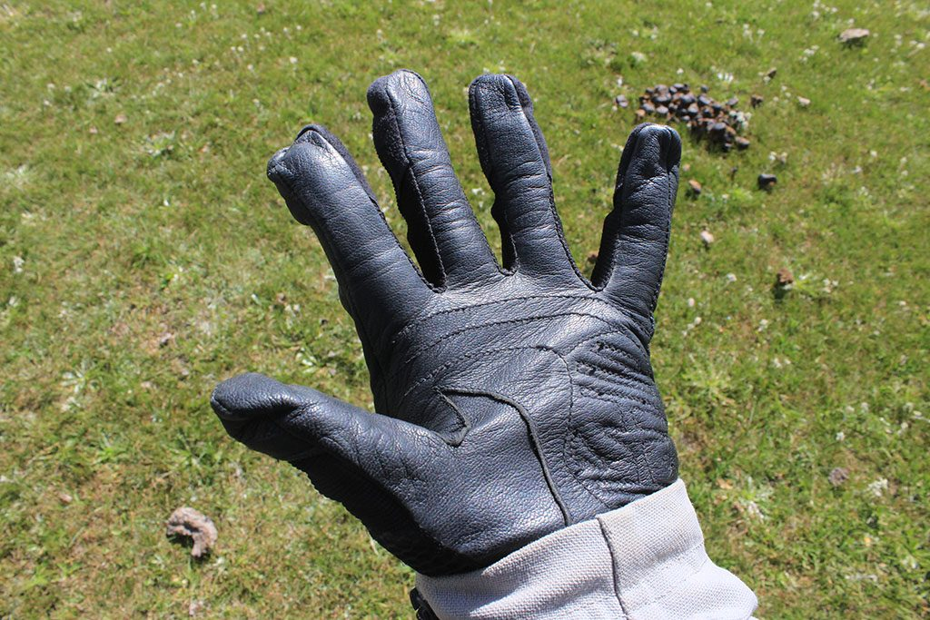 Icon Twenty Niner motorcycle gloves review
