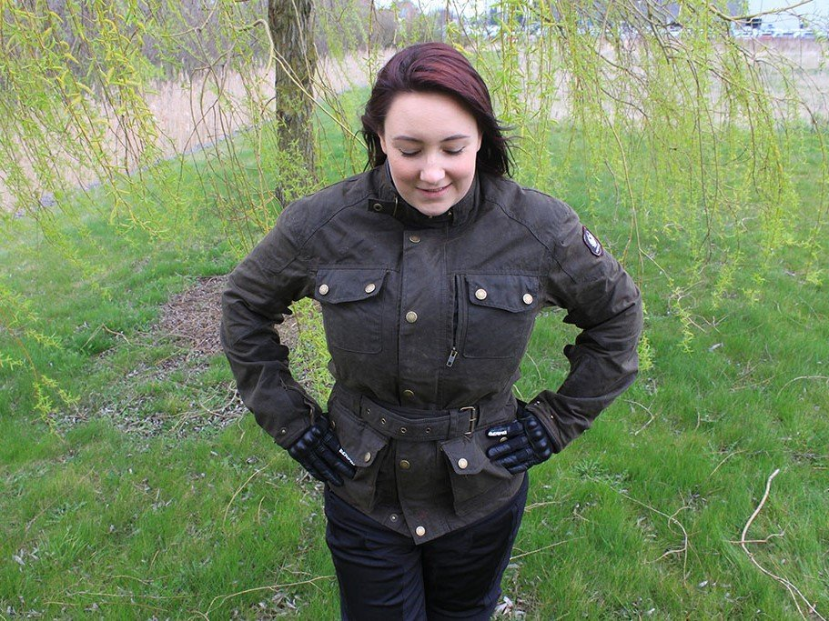 Merlin Atlow Textile Jacket Review – £249.99