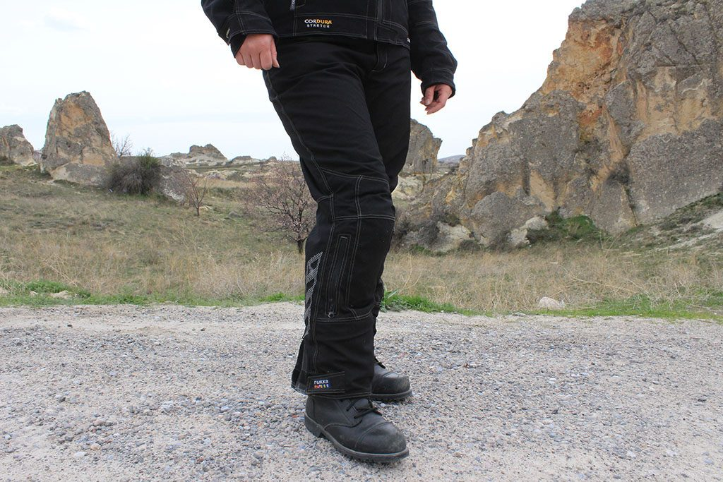 Rukka motorcycle jacket and trousers review