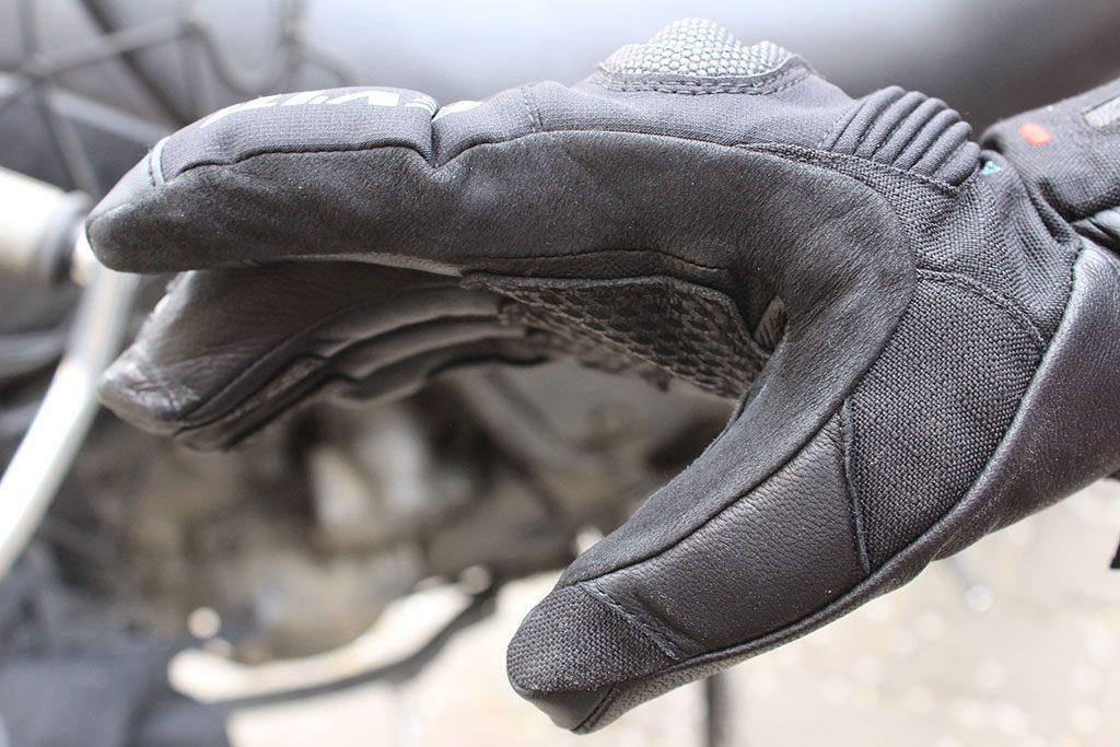 Revit Taurus motorcycle gloves review