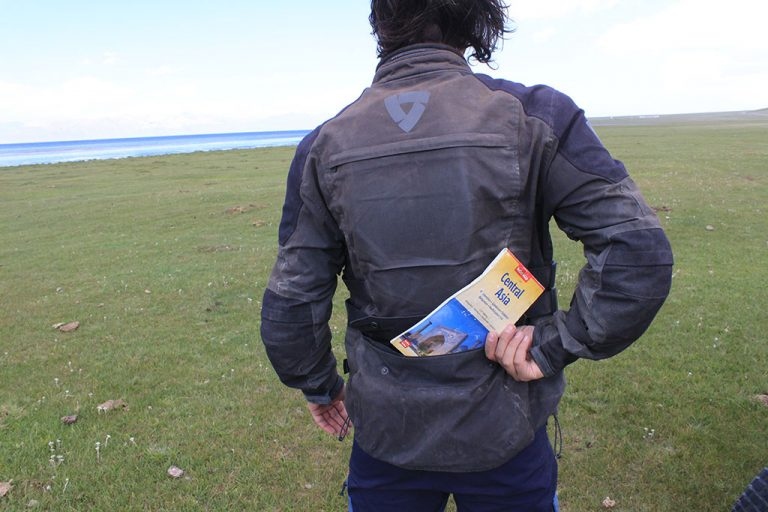 Revit Sand Urban motorcycle jacket review