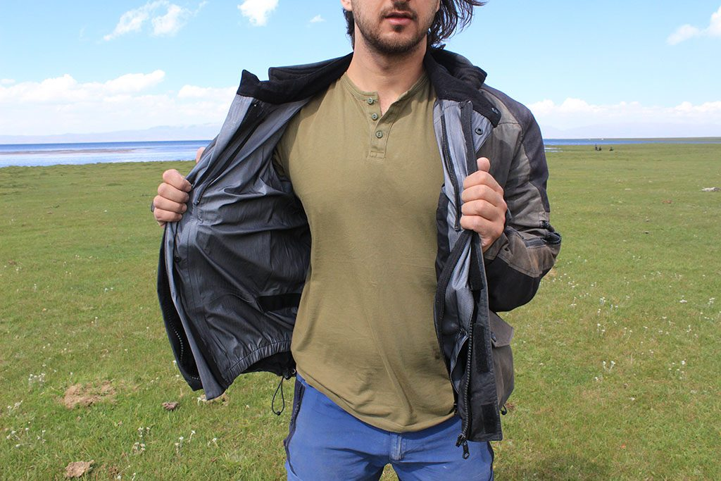Revit Sand Urban motorcycle jacket review