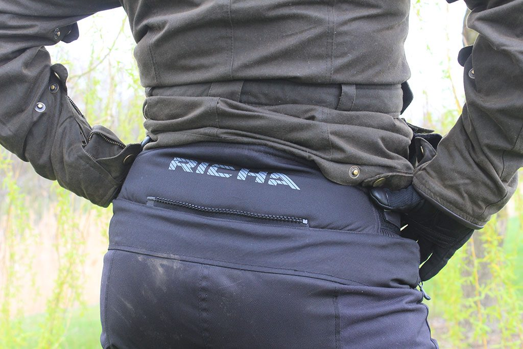 Richa Air Vent motorcycle trousers review