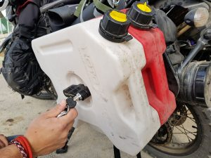 Rotopax fuel and water jerry can review