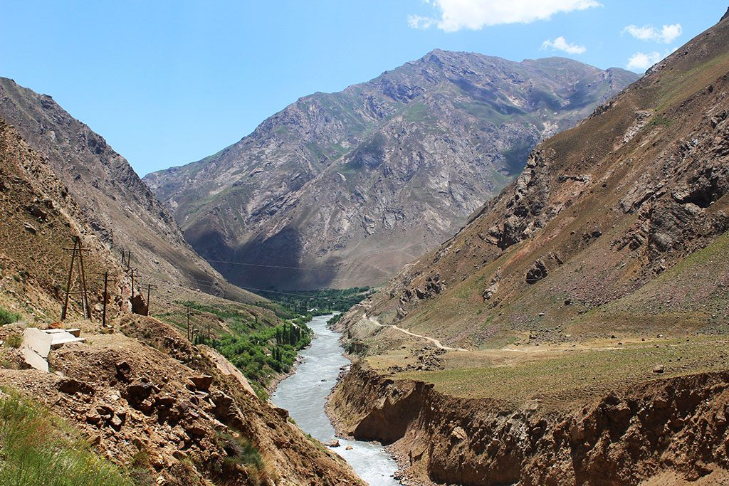 overland travel in the pamirs