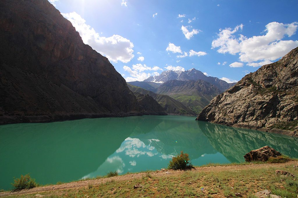 The Seven Lakes in Tajikistan are epic