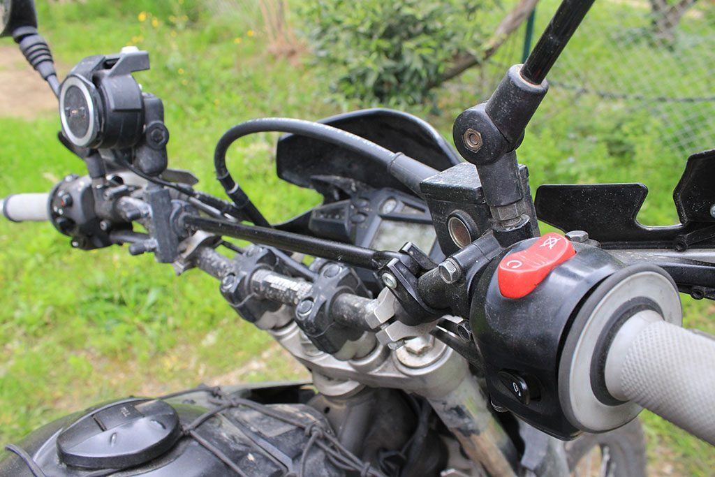 How to adventure proof your motorcycle