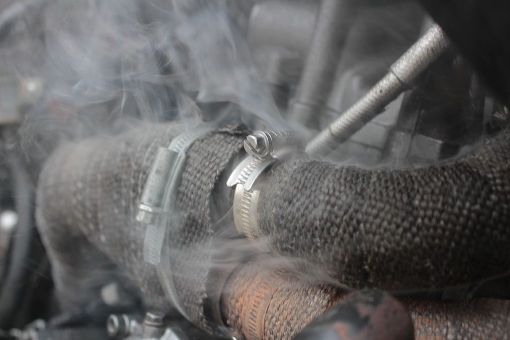 How To Heat Wrap A Motorcycle Exhaust Mad Or Nomad