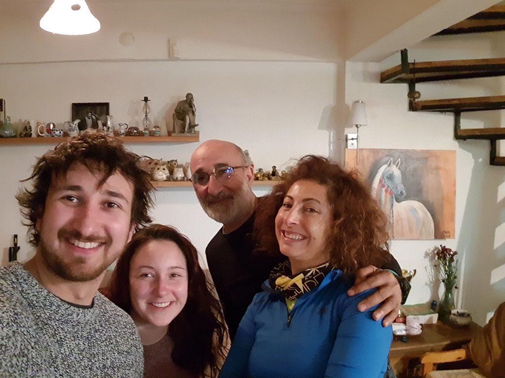 Friends in Turkey