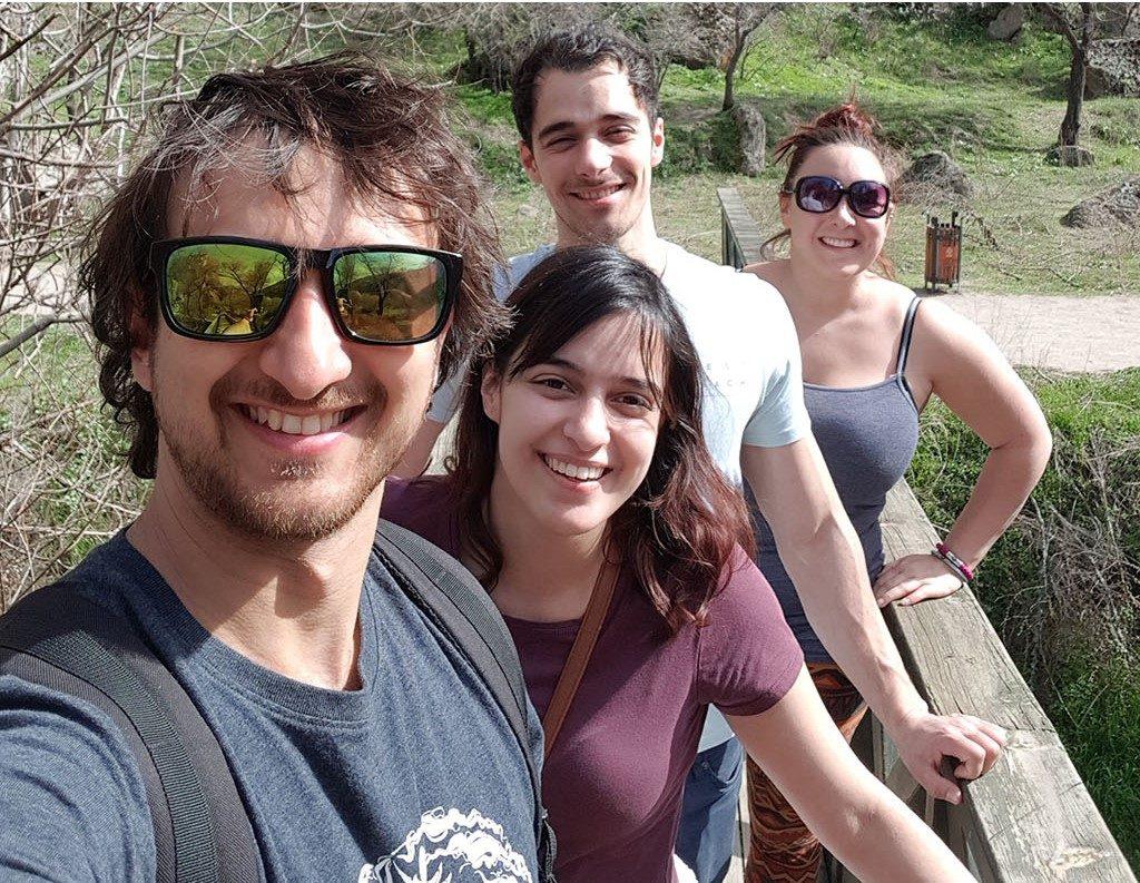 Walking in Ihlara Valley