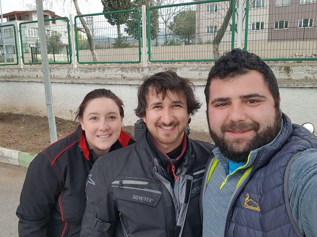 friends in Iznik