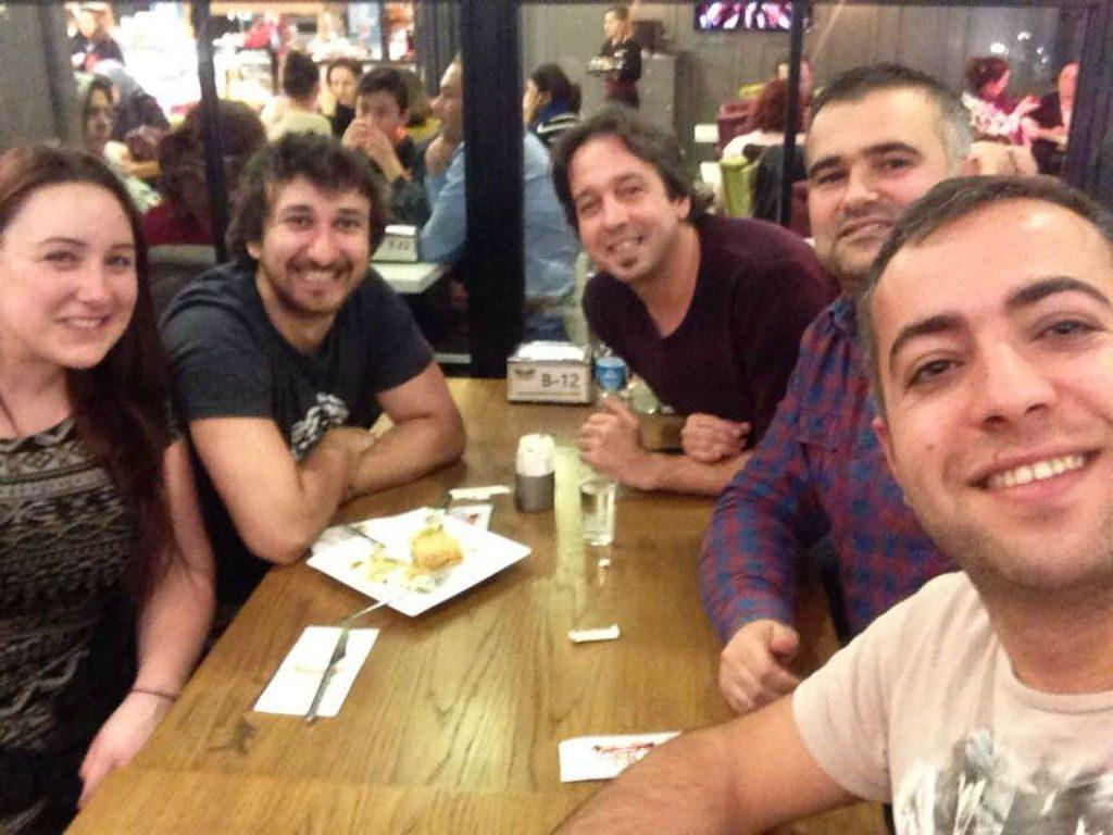 Turkish friends
