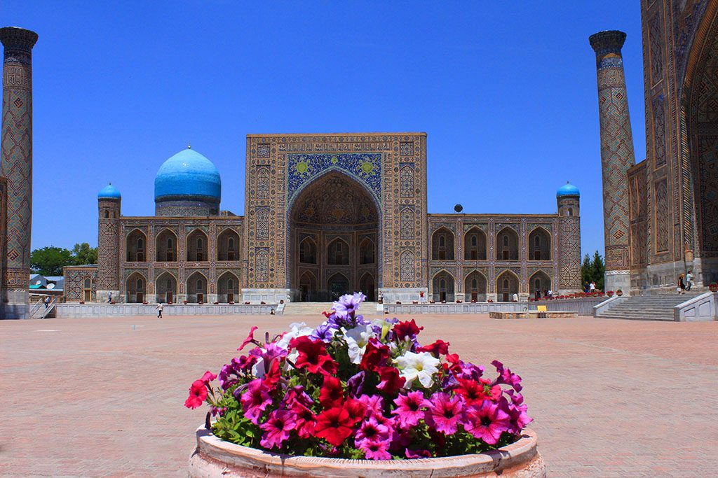 Samarkand Rajastan Uzbekistan