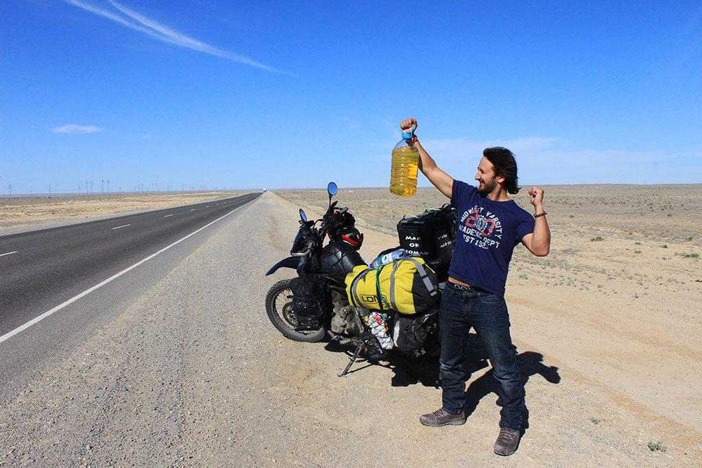 Petrol in Uzbekistan