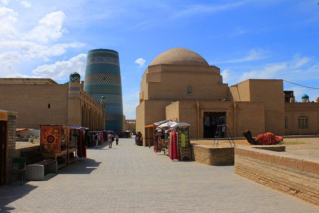 Khiva in Uzbekistan