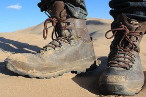 Altberg Warrior Boots review