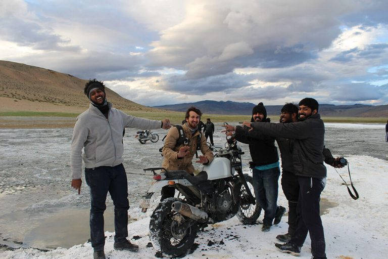How to choose an adventure motorcycle for travelling