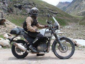 Royal Enfield Himalayan in India