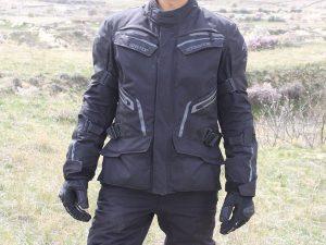 alpinestars patron jacket review