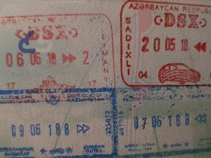 Azerbaijan paperwork and visa guide