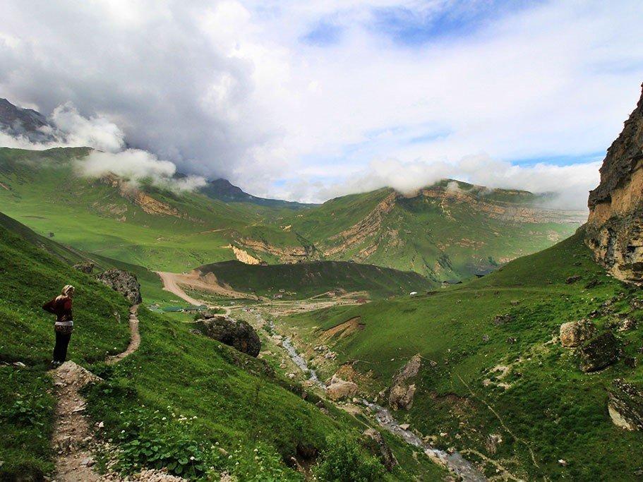 The Lost Worlds of Xinaliq and Laza in Azerbaijan