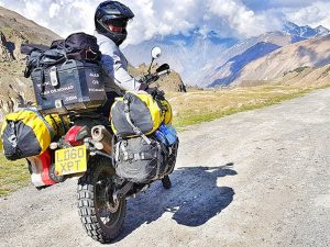 Overland guide to Caucasus on motorcycle