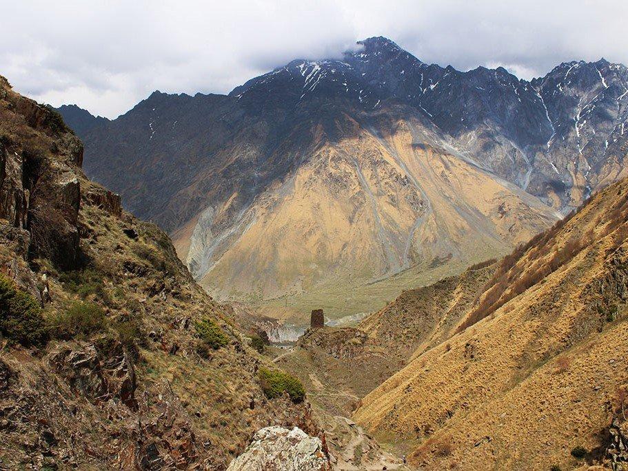 Georgia and the Caucasus