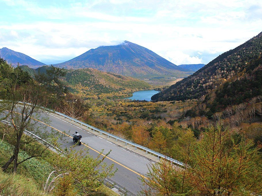 What's Motorcycling like in Japan?
