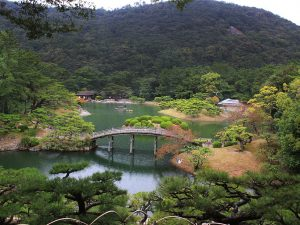 Japan's best and most beautiful Garden