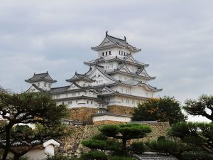 How to visit Himeji Castle in Japan
