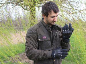 Alpinestars celar gloves review