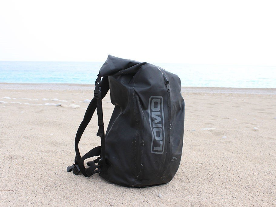 LOMO 30L Waterproof Rucksack Review – £29.99