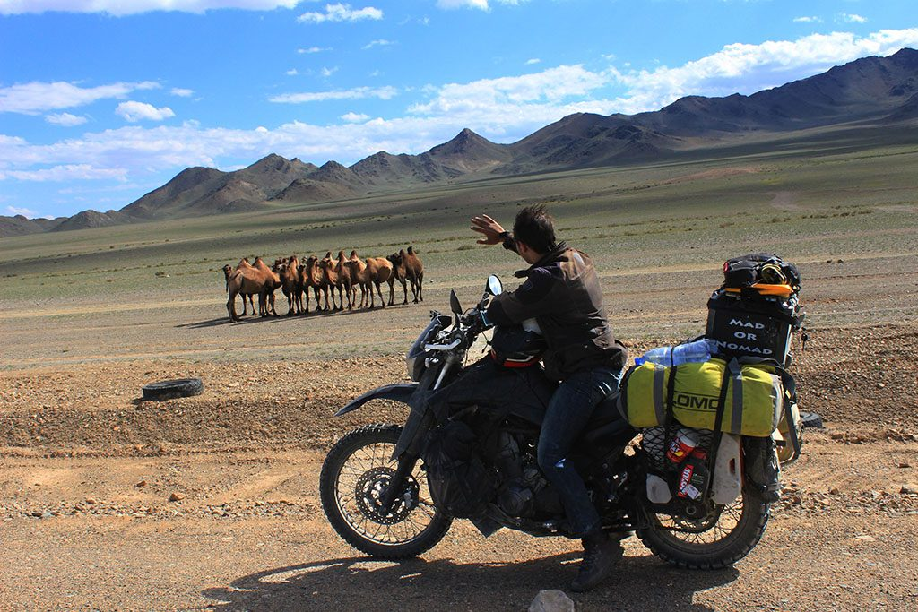 is motorcycle travel lonely
