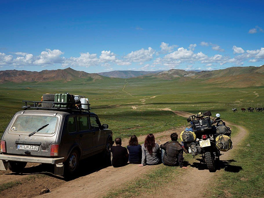 adventure travel guide to Mongolia
