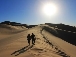 Overland guide to visiting Gobi Desert in Mongolia