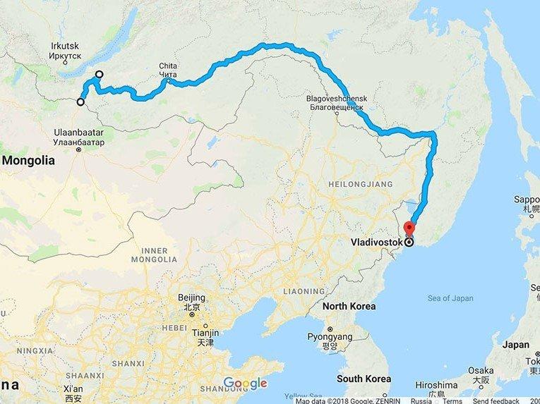 Russian Transit Visa guide for Overlanders