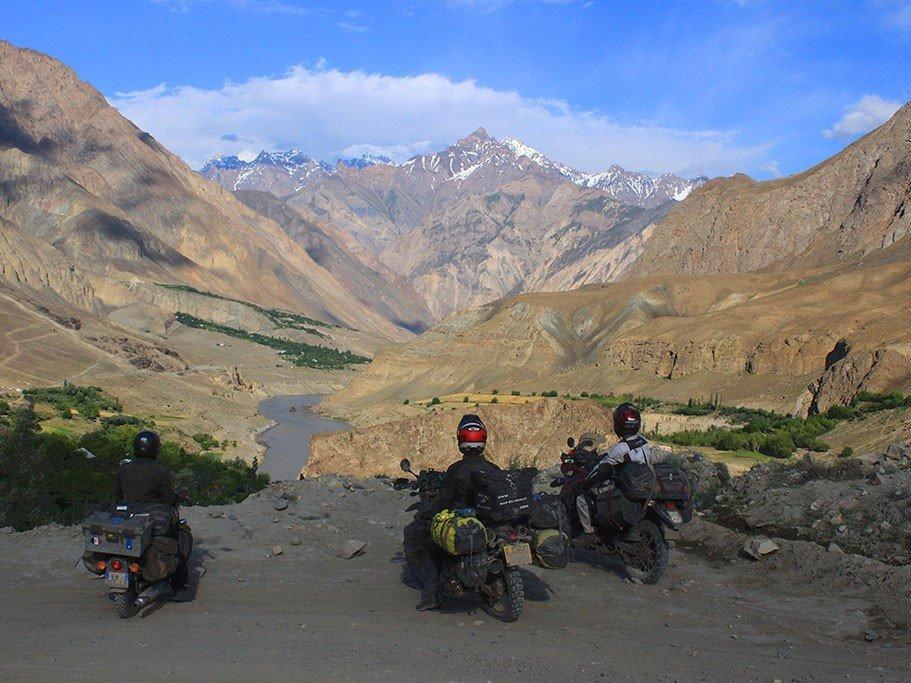 The Overlanders' Guide to Tajikistan