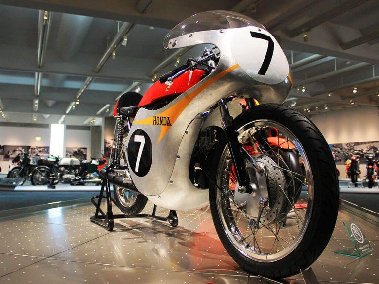 Honda Motorcycle Museum Japan