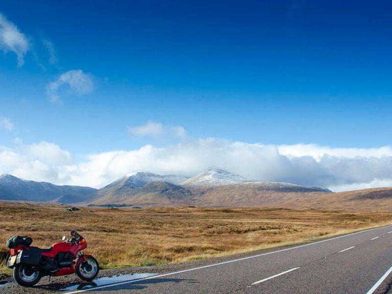 Scotland Motorcycle Tour