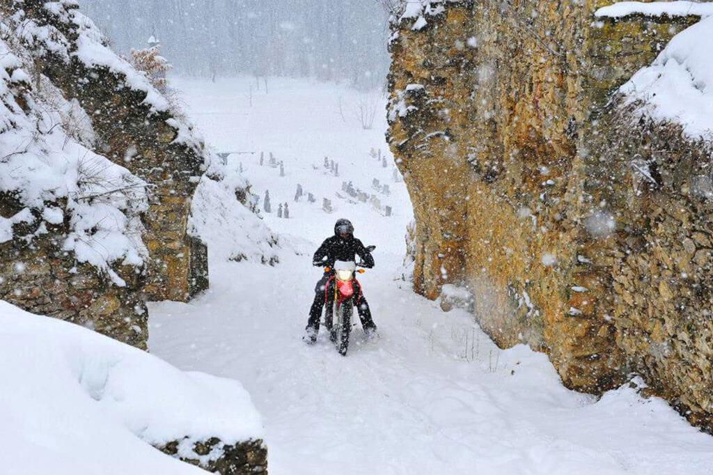 Slovakia Motorcycle Tour