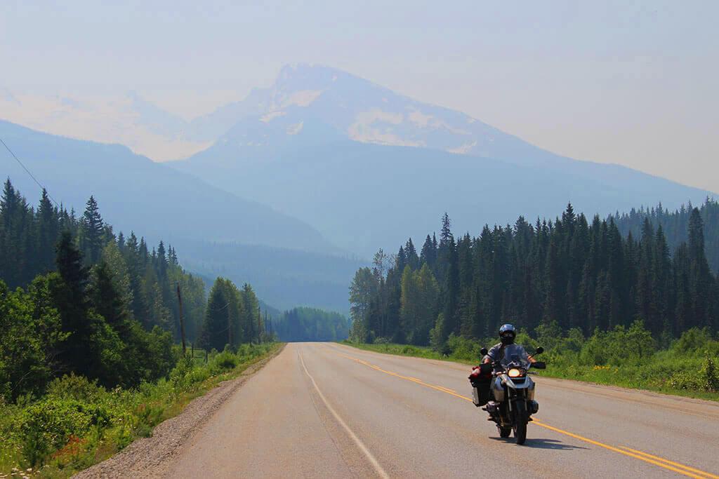 Motorcycle Rental Canada