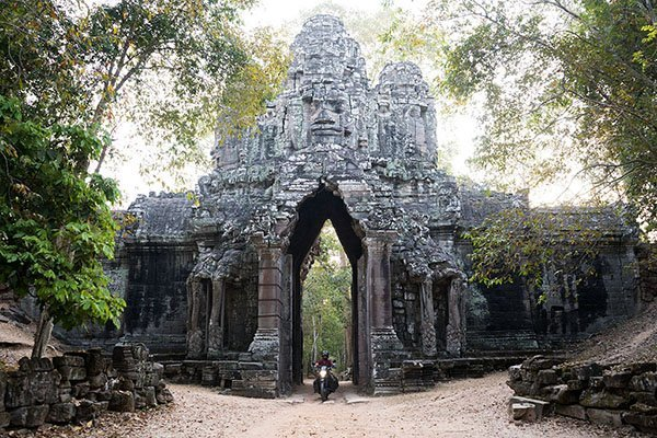 Motorcycle Travel Guides Cambodia
