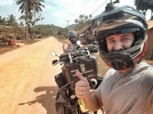 Cambodia motorcycle travel