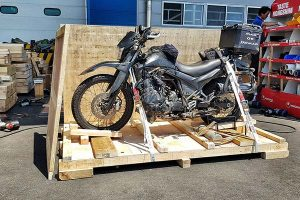 International Motorcycle Shipping Guide