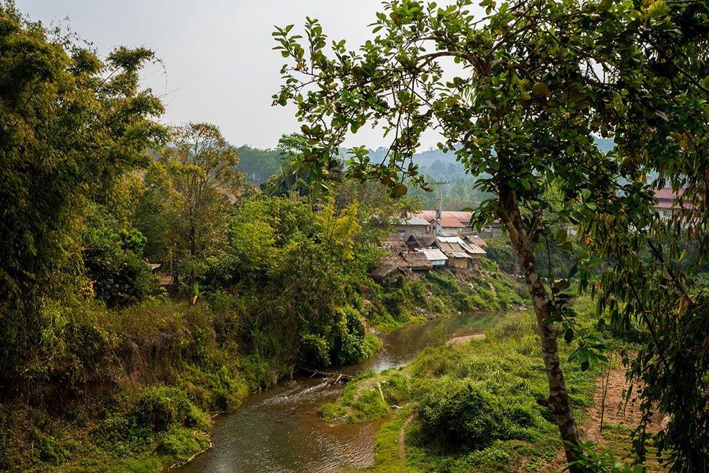 Motorcycle Adventure Travel Laos
