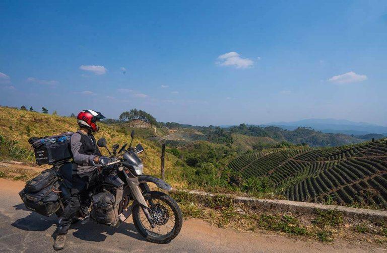 Mae Hong Son motorcycle ride