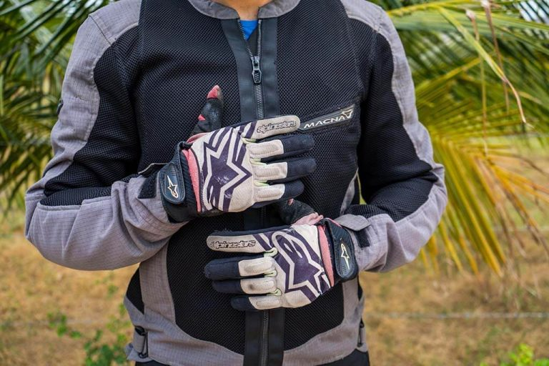 alpinestars spartan gloves review