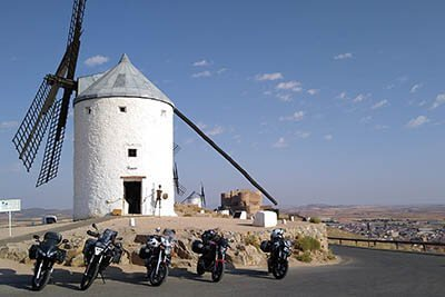 El Circulo Motorcycle Tour Spain