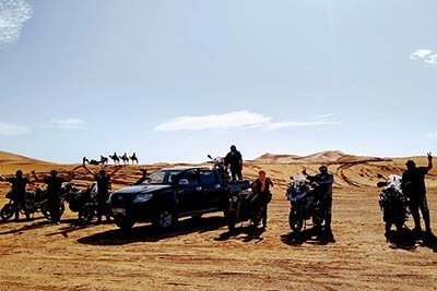 El Circulo Travel Morocco Motorcycle Tour